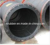 Tubo flessibile di gomma del dragaggio a suzione del fango con la flangia
