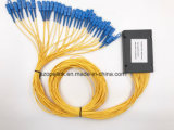 Splitter PLC пластичной коробки радиосвязи 1X32 Gpon с разъемом