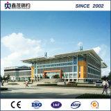 Installazione della costruzione della struttura d'acciaio per il supermercato/il centro commerciale e plaza