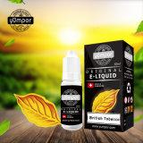 E de la nicotine liquide Yumpor zéro 10ml tabac Eliquid Yammy britannique
