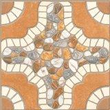 建築材料の無作法な艶をかけられた陶磁器の床タイル(500*500mm)