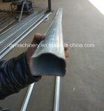 Eisen-prägenmaschine des flachen Eisen-Quadrat-Rohres/des bearbeitetes Eisen-Handlaufs, die Maschine für Hauptdekoratives herstellen