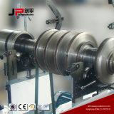 Máquina de balanceamento do rotor do motor com correia de transmissão
