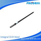 Broca Rod afilada Hex22*108 para a perfuração pequena do furo