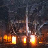 Smeltoven -1 van de ferrolegering