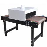 Horno de túnel de solidificación del IR de la materia textil de los secadores del transportador de la impresión de la pantalla de la pequeña área IR-T650