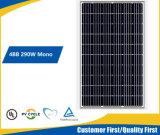 Panneaux solaires mono à la maison de qualité de systèmes solaires avec 290W