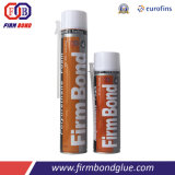 Пена 750ml PU Adheshive силикона пены полиуретана