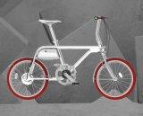 TsinovaイオンBazzarの赤い電気バイク/36V/250With Veloupシステム