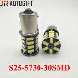 Fabrik-Preis-Auto beleuchtet 1156/1157 5730 30 SMD backup Birnen des Endstück-LED