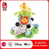 Воспитательные игрушки животного плюша комбинации