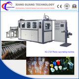 Plastikkaffeetasse-Schnellimbiss-Kasten/Filterglocke-Behälter, der die Formung der Maschine bildet