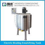 Máquina de mistura de leite em aço inoxidável Industrial Mel Tanque homogeneizador de Vácuo