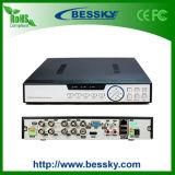 8CH H. 264 автономных HD сетевой видеорегистратор для систем видеонаблюдения (быть-9608H)