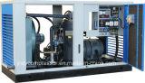 Compresor de aire doble del tornillo de la Variable-Frecuencia