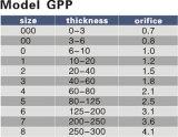 Модельный мундштук резака отверстия 0.7-4.1 Gpp Виктор
