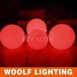 Helle Kugeln der LED-Dekoration-Licht-batteriebetriebene Farben-Änderungs-LED