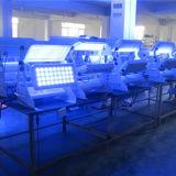 Wasmachine van de Muur van de openlucht LEIDENE DMX 72X12W Kleur van de Stad de Lichte