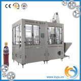 Machine d'embouteillage automatique de l'eau minérale pour la bouteille d'animal familier