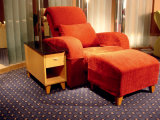高品質のホテルのサウナの椅子のホテルの家具