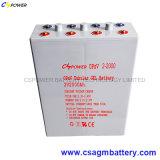 Bateria 2V1500ah para o armazenamento solar, Opzv2-1500 do gel de Opzv