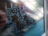 Cale matérielle d'acier inoxydable de pochoir de carte de SMT avec 0.12mm épais