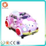 Машина игры автомобиля Shake малышей парка атракционов управляемая монеткой