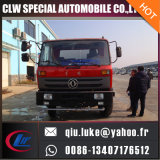 Camion à pulvérisateur à eau à haute pression