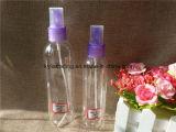 100ml 150ml 250ml effacent la bouteille en plastique de la capacité différente (PETB-13)