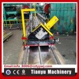 Roulis de encadrement en acier d'armature de piste de goujon de mesure de lumière de quille formant la machine
