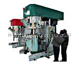 Misturador planetário do vácuo, misturador do vedador, misturador da pasta, misturador do silicone