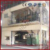 Linha de produção seca especial Containerized personalizada do almofariz