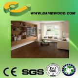 자연 적이고 및 건류된 색깔 단단한 대나무 마루