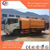 Camion di aspirazione delle acque luride del serbatoio di vuoto di Dongfeng 3000-3500liters