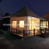 Fabrik Direktverkauf Luxus Safari Automatisches Campingzelt zum Verkauf
