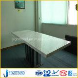 Leichter Entwurfs-Stein-Aluminiumbienenwabe-Panel-Tischplatten