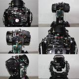 Mini-200W 5r cabeças de deslocamento do feixe luminoso das luzes de estágio
