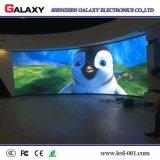 Alta visualización de LED de interior de la definición P1.923 para hacer publicidad