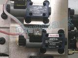 Panneau en acier de porte de contrôle d'AP de Dhp gravant la machine en relief de presse hydraulique