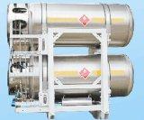 Bombola per gas criogenica del gas naturale liquefatto
