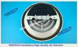 Rundes Decken-Diffuser- (Zerstäuber)rückkehr-Diffuser- (Zerstäuber)aluminiumzubehör rundes Diffuer mit Plastiktypen