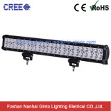 12V/24V IP68 144W 4X4 de la luz de la barra de LED CREE Offroad Barra de luces LED 23""