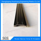 Perfil roto calor de la dimensión de una variable PA66 GF25 del CT para la ventana de aluminio 14.8-25.3m m