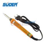 Suoer 220V 30W는 만지 기초를 두었다 자동적인 전기 납땜 인두 (SE-CM30A)의