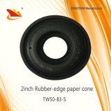 Alta calidad de las piezas del altavoz 2 pulgadas con precio barato cono de papel-altavoz de cono