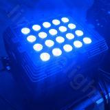 20PCS 15W RGBWA 5in1 IP65 de LEIDENE OpenluchtVerlichting van het PARI