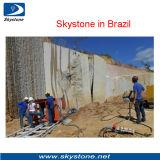 Tagliatrice di pietra per la cava di Sandstone&Quartz