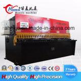 QC12k 8mm 판매를 위한 3200mm 유압 그네 광속 깎는 기계