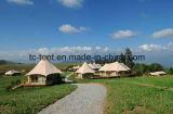 Tente mobile en bois vivante de Chambre de tente d'hôtel de vacances avec le GV