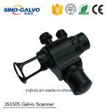 Js1505 Scanner van de Laser van Co2 de Verwaarloosbare om Sproeten te verwijderen